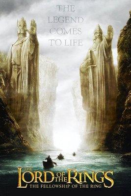【藍光電影】魔戒1:護戒使者 指環王:友誼之戒 [劇場版] The Fellowship of the Ring 2001  13-057