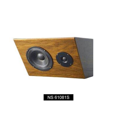 空間信息最多的吊掛式6吋環繞喇叭─李氏音響NS 61081S