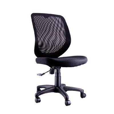 螞蟻雄兵 CAT-23 網布辦公椅(黑色款) 電腦椅 職員椅 會議椅 電競椅 透氣耐坐 人體工學 辦公桌椅 無扶手 椅子