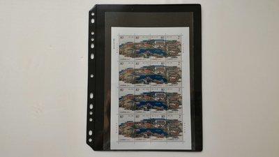 P01 郵票用 黑卡內頁 1格