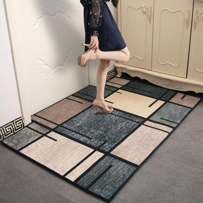 地墊入戶門地墊門口進門門廳進戶門墊腳踏墊入門地毯臥室腳墊家用墊子 LX