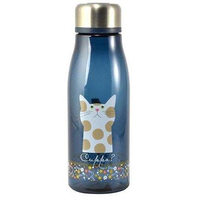 ◎LY愛雅日貨◎ 日本代購 Cuppa 點點貓 1 牛奶瓶造型 冷水瓶 冷水壺