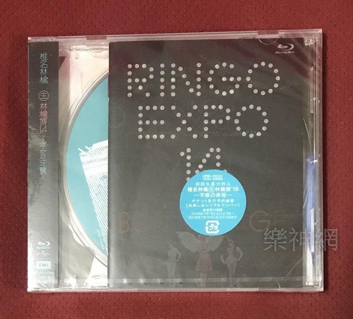椎名林檎 Ringo Sheena (生)林檎博'14 年女的逆襲 EXPO 14(日版藍光Blu-ray) BD