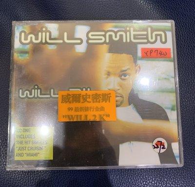*還有唱片行*WILL SMITH / WILL 2K 全新 Y9740 (69起拍)