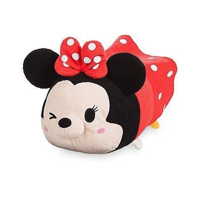 美國代購米妮TSUM TSUM可愛膠囊型11手抱娃娃