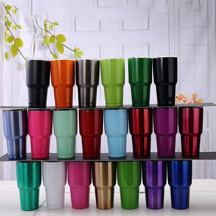 保溫杯 新品熱銷不銹鋼保溫杯廣告促銷禮品杯LOGO商務辦公冰霸杯