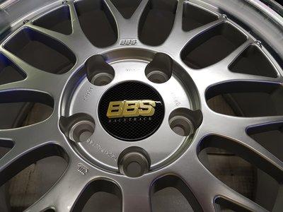 正 BBS 鋁圈 17吋 7.5J ET48 5X114.3 鍛造鋁圈 進口鋁圈 輪胎 煞車系統 避震器 保養