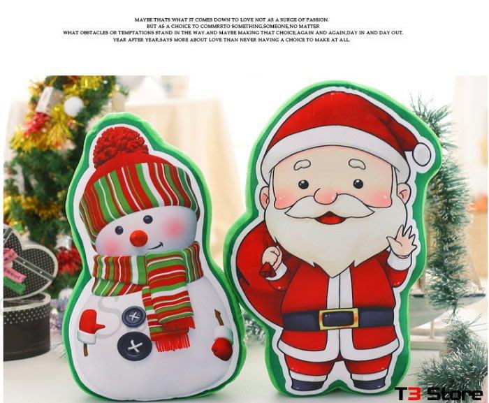 【T3】聖誕造型吸盤吊飾 五款一組 娃娃 聖誕老人 麋鹿 聖誕樹 襪子 雪人 吊飾 聖誕節 佈置 交換禮物【HW01】