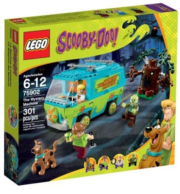 全新絕版- Lego 樂高 75902 Scooby-Doo! The Mystery Machine -  Scooby-Doo系列