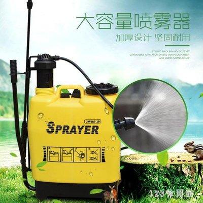 噴霧器 噴霧器打農藥手動背負式噴霧器配件噴壺噴水壺高壓LB1165