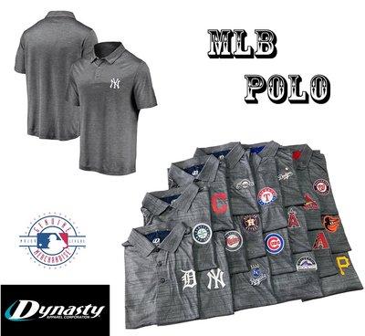 Dynasty MLB POLO衫 Genuine Merchandise 大聯盟 練習 棒球 壘球 排汗 短袖 POL