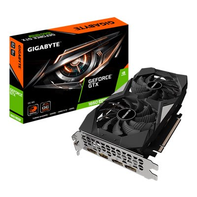 GIGABYTE 技嘉 NVIDIA GeForce GTX 1660 SUPER OC 6G 電競顯卡