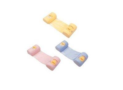 ☆╮花媽╭☆黃色小鴨 嬰兒安全側睡枕GT81485