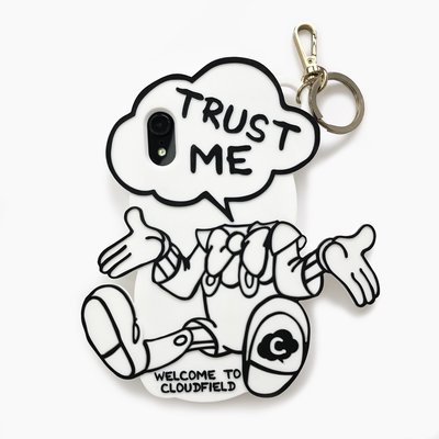 【Candies】Candies x Cloudfield聯名款 - Trust Me Case - iPhone XR