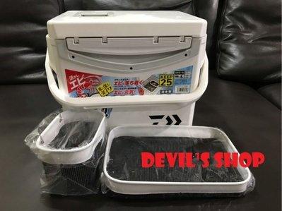 日本製 DAIWA COOL LINE α S1000X 18年新版活餌冰箱 特價2800