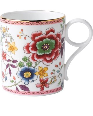 英國WEDGWOOD Archive Collection chrysanthemum mug 花卉馬克杯(預購)