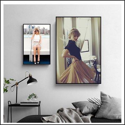 泰勒絲 泰勒斯 Taylor Swift 藝術微噴 明星海報 掛畫 裝飾畫 @Movie PoP 賣場多款明星海報#