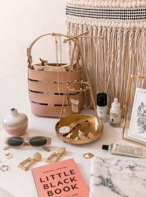 [SECOND LOOK]英國雜貨 金屬線條 簡約感  珠寶架 收納盒 店面佈置 居家裝飾