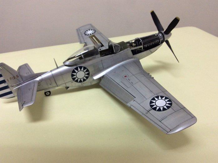 P-51野馬式戰鬥機