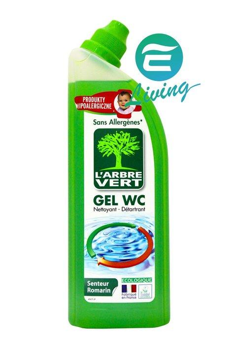 【易油網】L'ARBRE VERT 綠活維 迷迭香 馬桶清潔劑 #52098 PERSIL