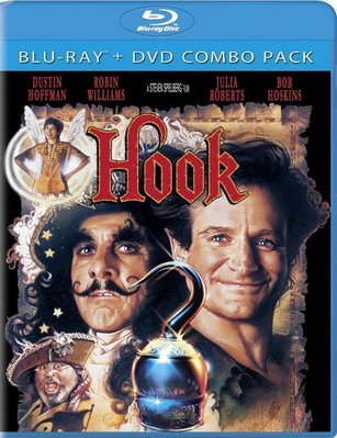 BD 全新美版【虎克船長】【Hook】Blu-ray 藍光 羅賓威廉斯