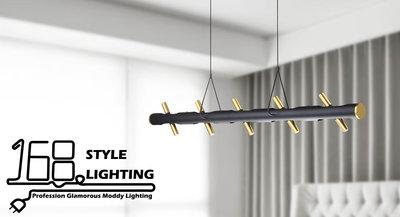 【168 Lighting】搖擺樂《LED吊燈》(兩款)長款GE 81115-1