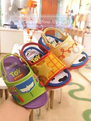 巴西🇧🇷Mini Melissa Toy Story 小童拖鞋