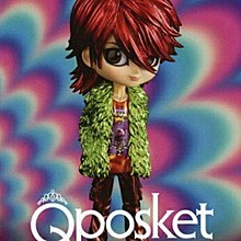 本 Banpresto Qposket  Hide vol. 5 金屬色 metallic ver. X- Japan  冇盒內包原裝膠袋未拆
