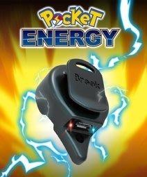 小菱資訊站《Pocket Energy》Pokemon Go plus 手環充電(寶可夢) ~全新品,全館滿999免郵