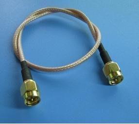 雙頭 SMA連接線 長度30CM   [89204-031] 庫存200710