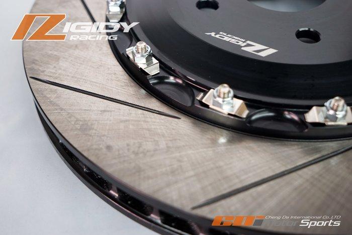 RIGIDY 各品牌型號卡鉗活塞 訂製專用車款規格 中心盤 轉接座 雙片式 浮動碟盤 高品質公差值低 / 制動改