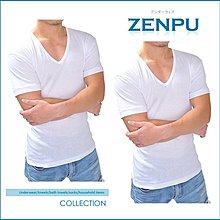 【ZENPU】超值6件組~三槍牌宜而爽精典時尚型男羅紋短袖U領衫/圓領衫男內衣M-2XL