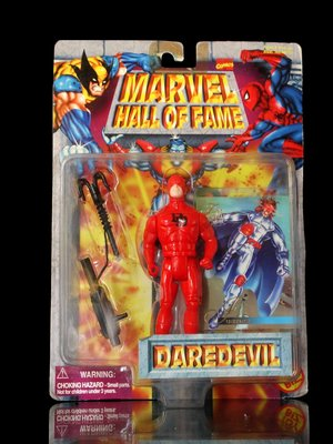2FW : 1996 MARVEL HALL OF FAME 夜魔俠 DAREDEVIL  富貴玩具店