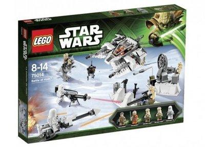 樂高LEGO 75014 -星際大戰 Battle of Horth 全新未拆盒