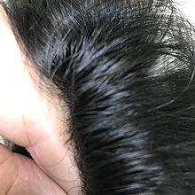 織髮, 補髮,假髮 純真髮 hairpiece hair