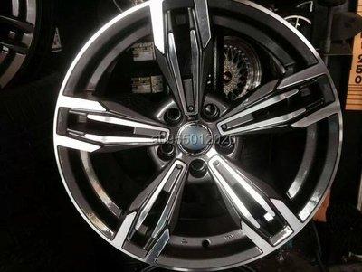 類BMW M6變形金剛5孔120 18吋鋁圈19吋鋁圈E46/E39/E60/E90/E92/335/F10/F30