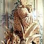 【格格傳藝坊】自取特價一組:9000元!  檀香根瘤木雕擺件~金魚(玉)滿堂~原價2萬6~