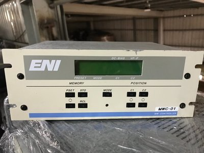 ENI MWC-01 MW CONTROLLER電源