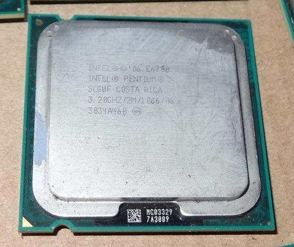 ...點子電腦-北投...(中古 CPU) 775腳位◎雙核心E1400 2.0GHZ◎512快取/800外40元