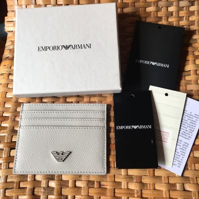 Emporio Armani card holder 99% new 100% real