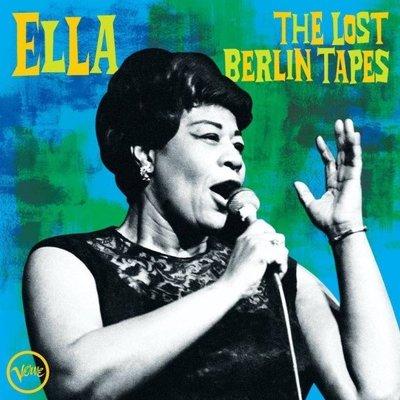 柏林傳奇 The Lost Berlin Tapes / 艾拉費茲潔拉 Ella Fitzgerald--0745013