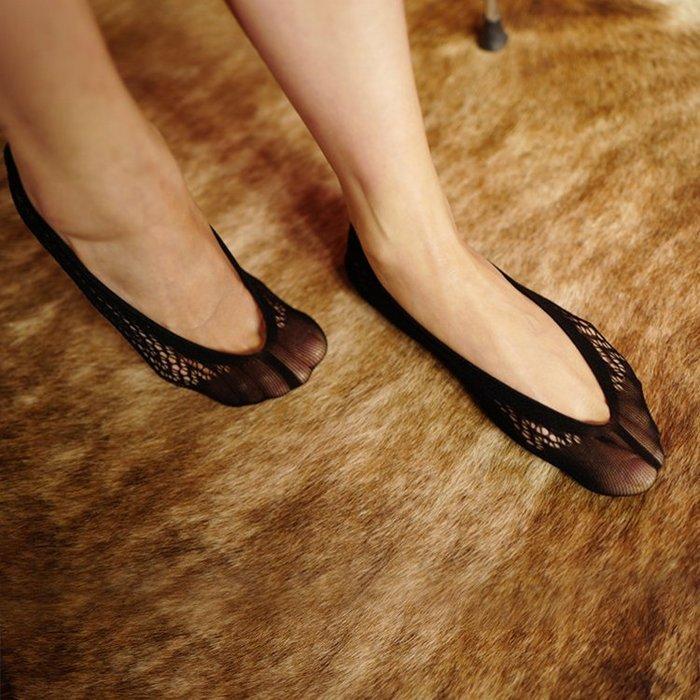 【五雙裝】襪子女蕾絲隱形船襪女士性感淺口低幫 SMY12907【全館免運】全館滿千現9折