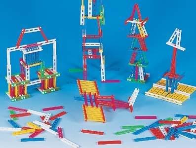 @水海堂@ 偉志 梯子積木罐 Ladder Building Block