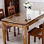 軟玻璃 PVC桌墊/桌巾  防水餐墊 60*180cm(尺寸可訂製)