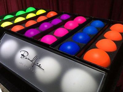 (MST MAGIC) (預購商品) Perfect Manipulation Balls (Rainbow) 舞台魔術