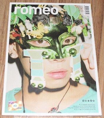 Shinee romeo 2nd mini album 2 jong hyun 鐘鉉 封面 韓國版cd 訂