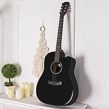 吉他演翼 yanyi 木吉他41寸民謠吉他38寸初學者男女學生入門練習新手