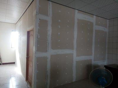 (台中)防火,輕鋼架天花板,吉昇,輕鋼架,輕隔間,暗架天花板!0041