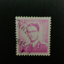 比利時國王像實寄票(1960年代)