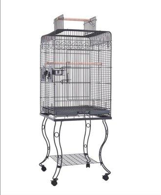 鸚鵡鳥籠 鳥籠架子 大型繁殖鳥籠 鳥籠大號別墅